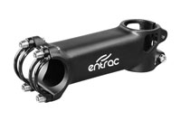 3D-forged aluminum alloy AL-6061 bike stem, 6-degree, extension 80, 90, 100, 110, 120,130 mm, Entrac bike stem